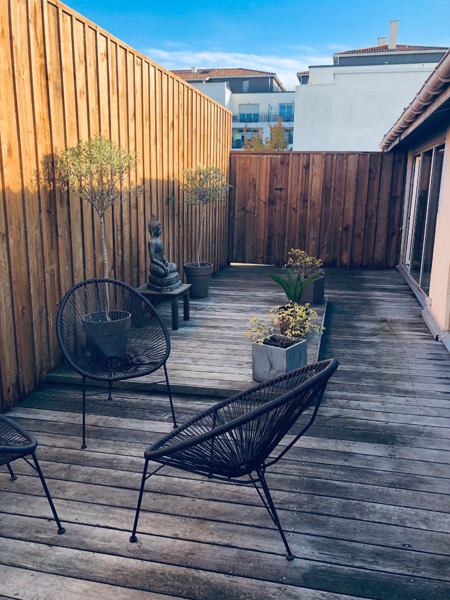 terrasse exterieure escale